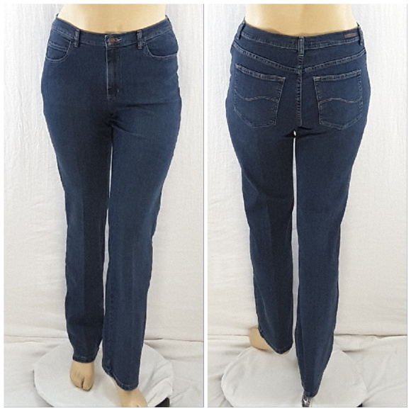 b65ff908 Lee Denim - *PLUS* LEE Relaxed Fit, Denim Jeans, size 14 Tall